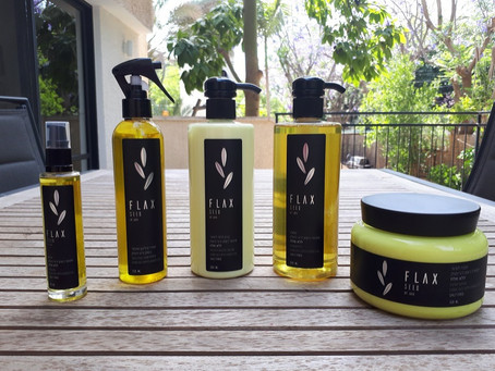 Joya Advanced Cosmetic Technology: Flax Seed Hair Products for Summer Protection