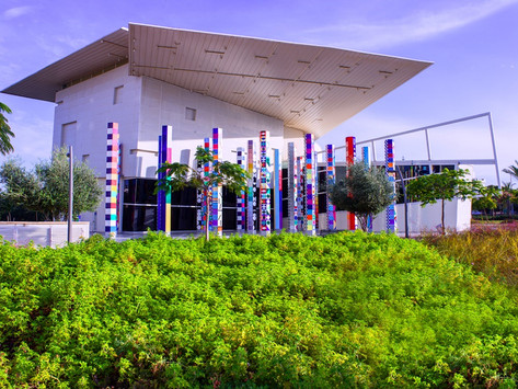 Rishon LeZion: The Agam Museum Reopening with a Purim Special
