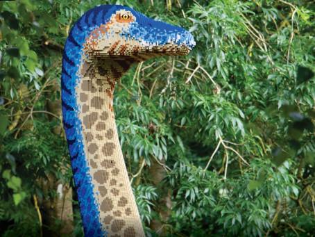 Eilat: Hosting the International LEGO® Exhibition 'Dinosaur Kingdom'