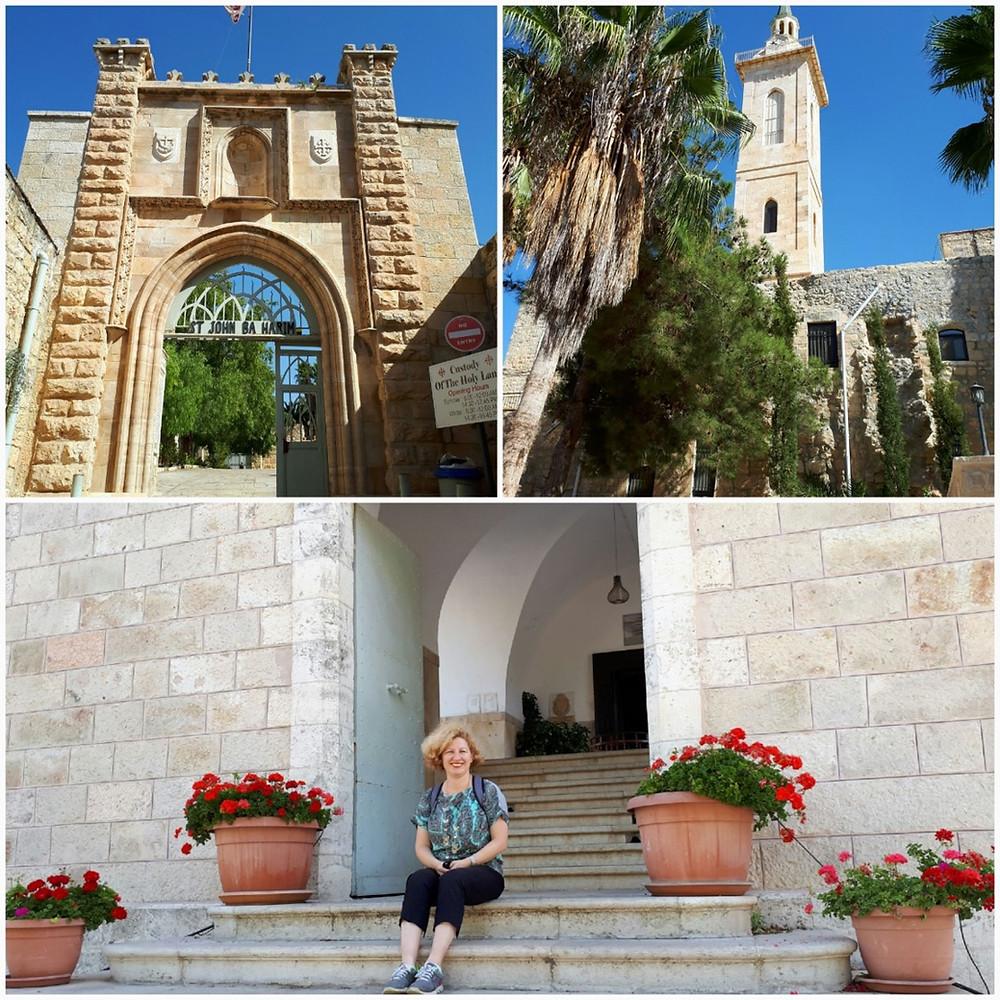 Church of the Nativity of John the Baptist, Jerusalem