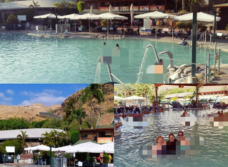 Hamat Gader: Hot Springs and More for a Perfect Getaway