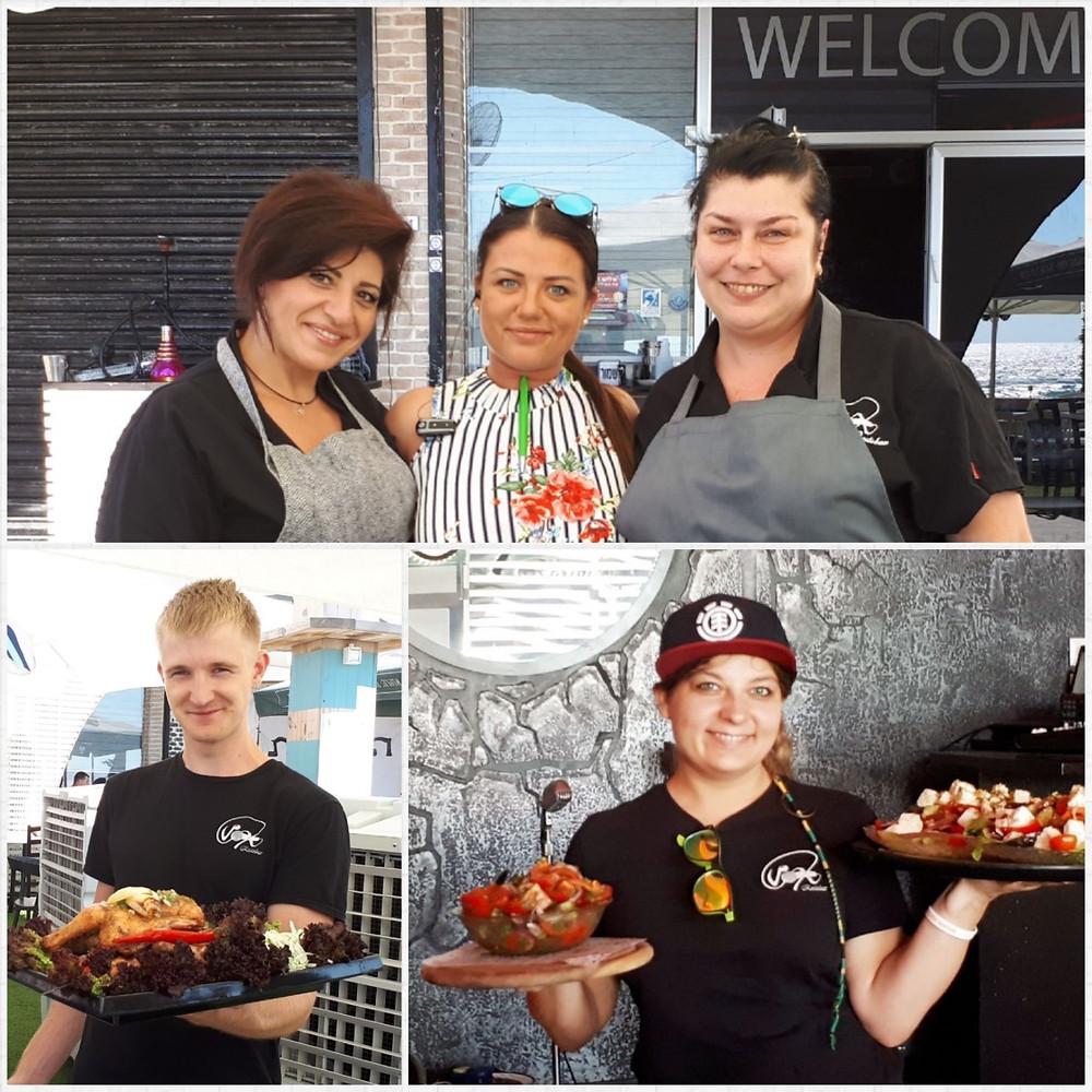Ashdod Vox Beach Restaurant