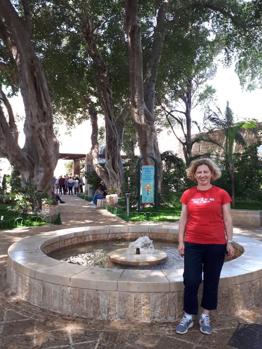 Acre Akko The Enchanted Garden Visitors Center