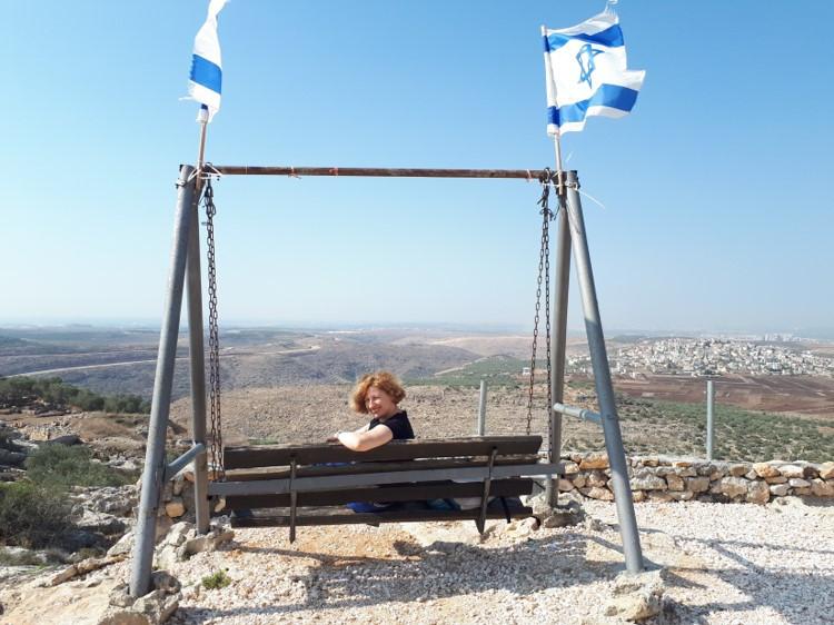 Peduel, Samaria