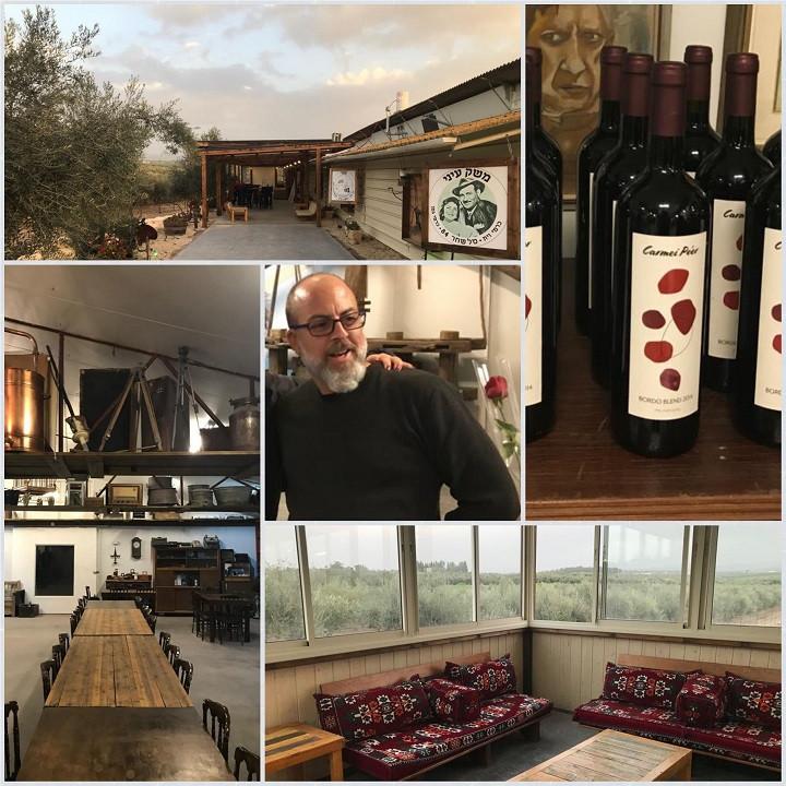 Meshek Einy Peer, Matte Yehuda Food Festival Preview 2019