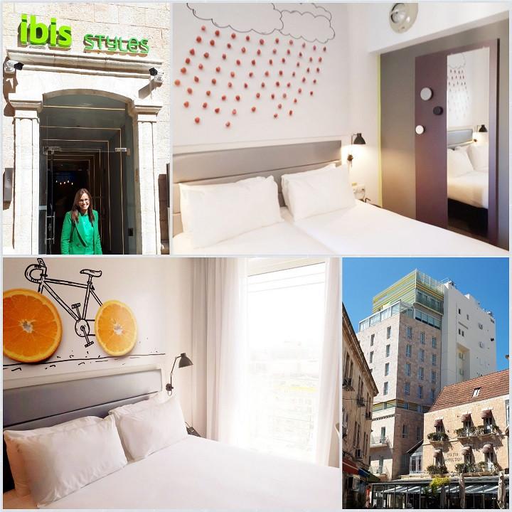 Ibis Styles Hotel, Jerusalem