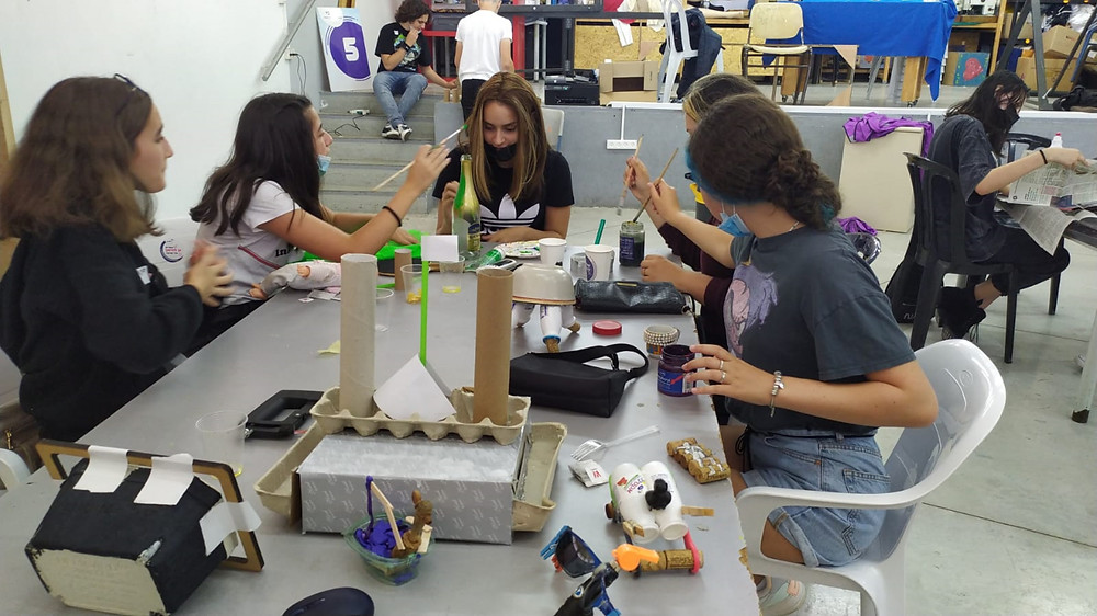 "Museums of Bat-Yam: ""City Factory"" - A Repurposing Project"