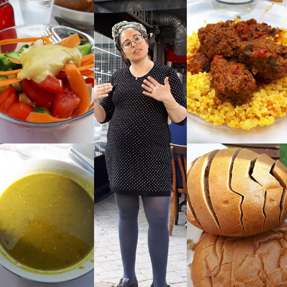 Meital Healthy Kitchen (in Hebrew 'Meital Mitbach Bari'), Sderot
