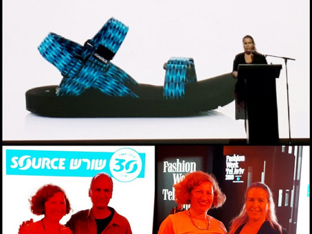 30 Years of Iconic SOURCE Sandals – Fashion Week Opening Show Featuring 30 Israeli Fashion Designers