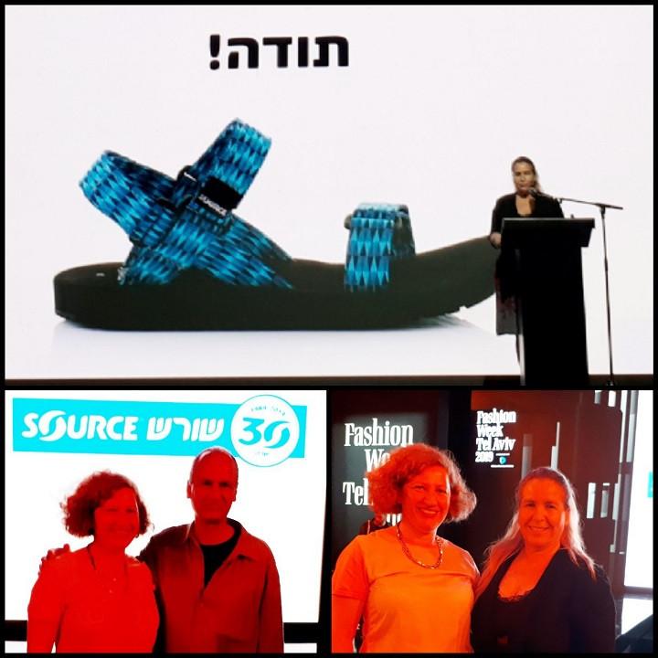 Source Sandals Fashion Week Tel-Aviv 2019