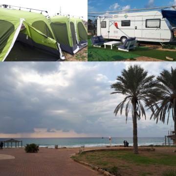 Betzet Beach Caravan Park