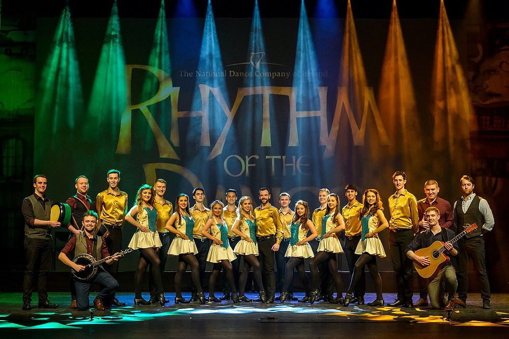 Rhythm of the Dance Hosting the Voca People in Israel
