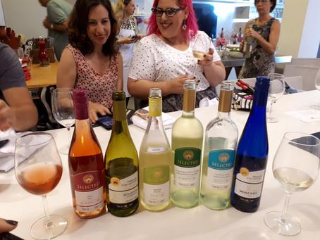 Carmel Winery: White Summer Wines