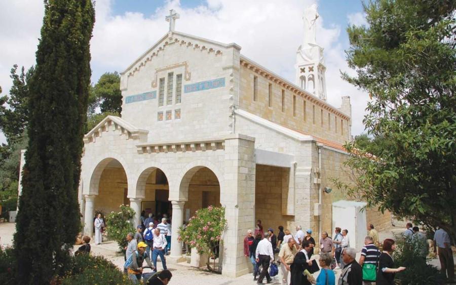 Abu Gosh Festival Kiryat Ye'arim Church
