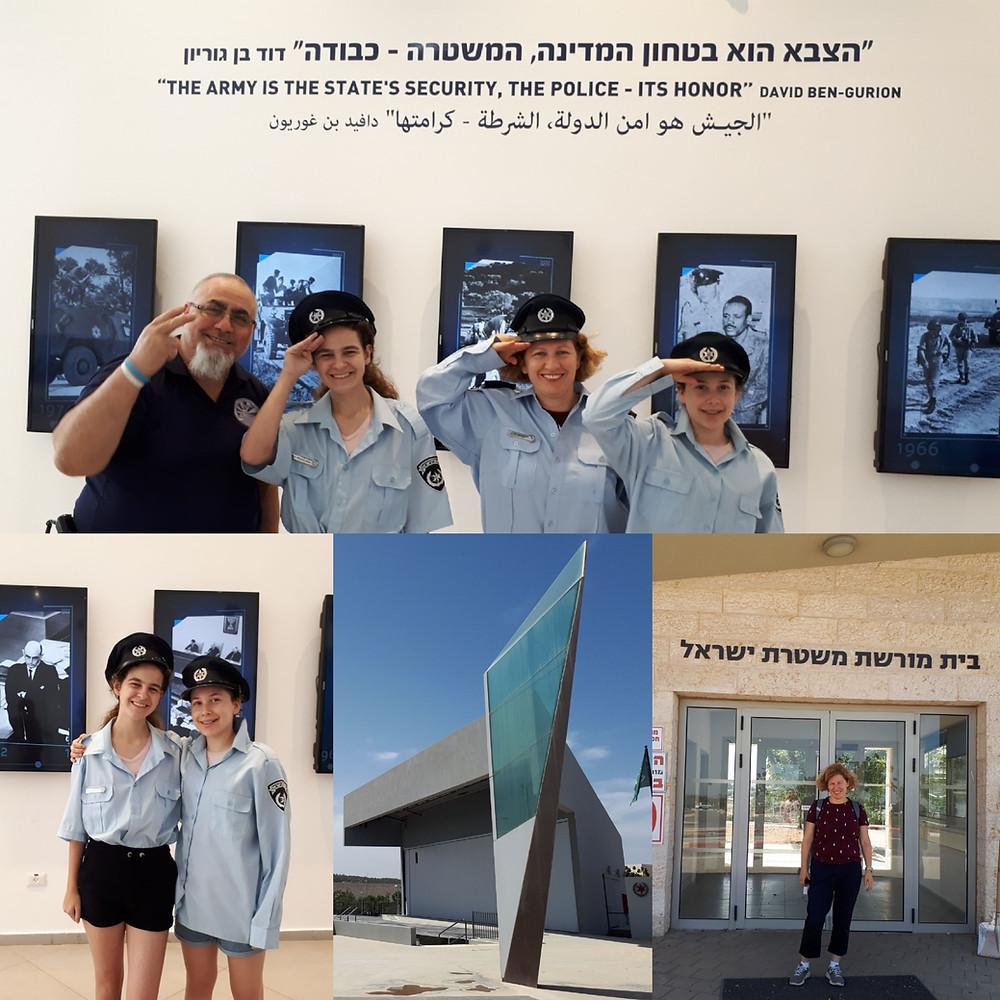 Israel Police Heritage Center, Beit Shemesh