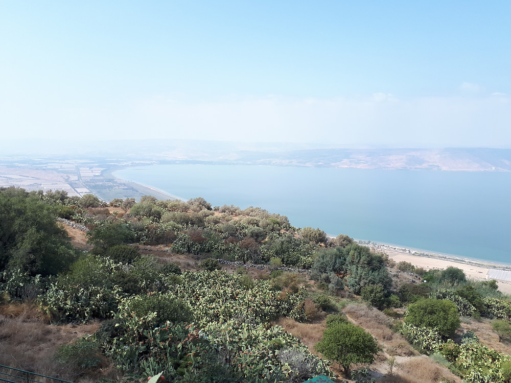 Mitzpe Shalom Lookout