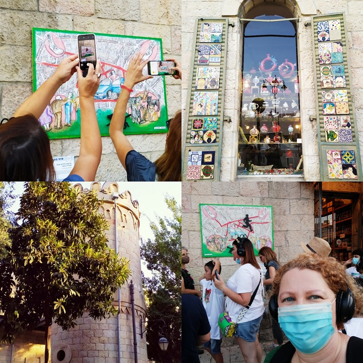 """Jerusalem: Launching the Self-Guided """"Someone to Run With"""" Tour"""