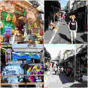 Tel-Aviv Flea Market (Shuk HaPaishpeshim)