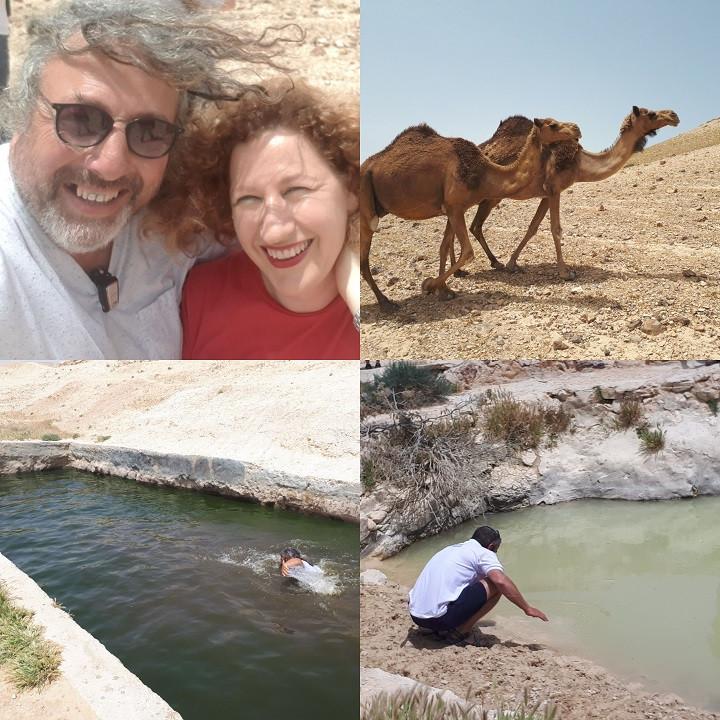 Danny BaMidbar Jeep Tour of the Judean Desert