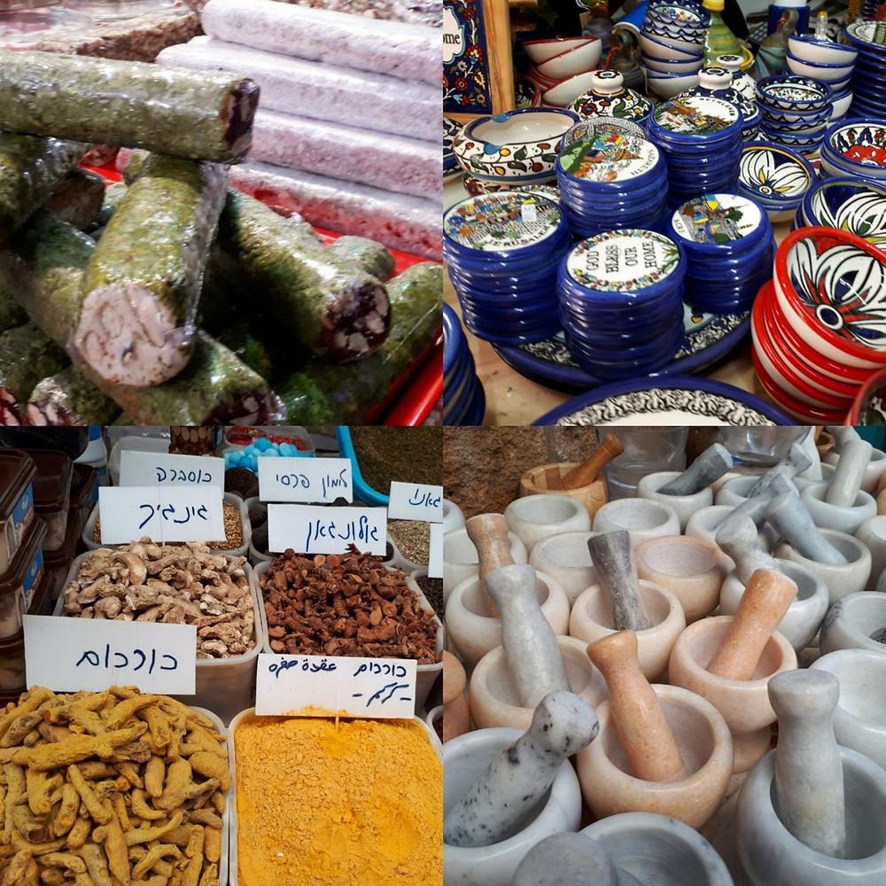 Acre Akko The Market