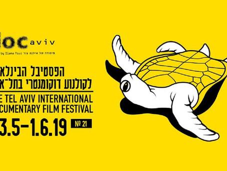 Docaviv: The 21st Tel-Aviv International Documentary Film Festival 2019