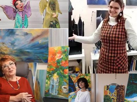 "Unity Art House: The ""Living Room Galleries"" Festival"
