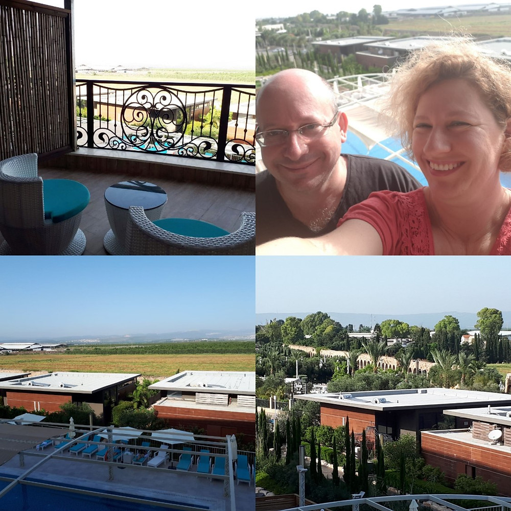Aquaduct Hotel, Terrace View, Western Galilee