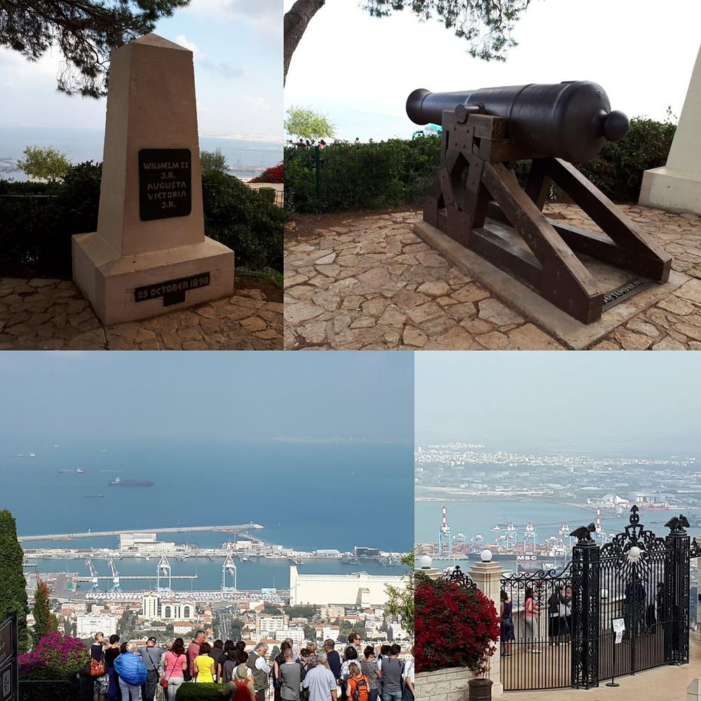 Louis Promenade, Haifa