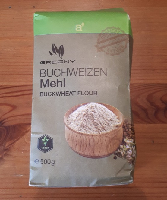 "100% Buckwheat Flour by ""Greeny Israel"""