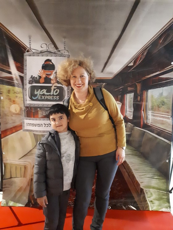 Jaffa Express
