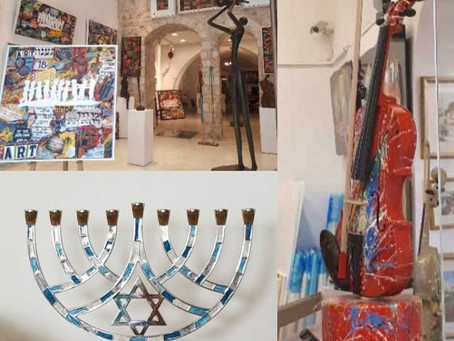 Safed and Ma'alot Tarshiha: Attractions for Moms and Kids
