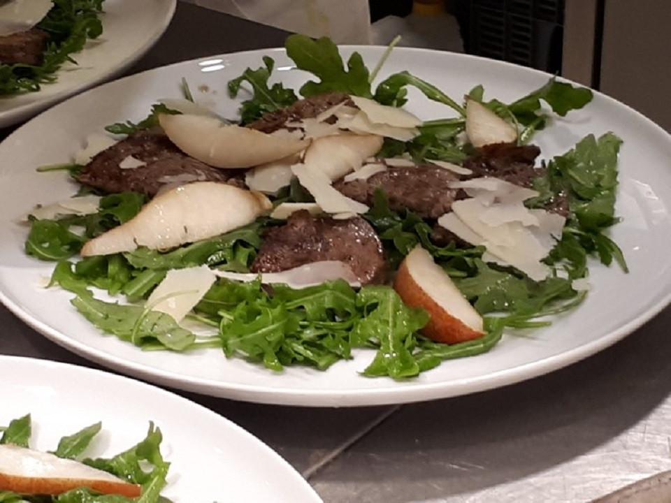 TLIATA ELLA ROCKOLA by Chef Hagai Lerner