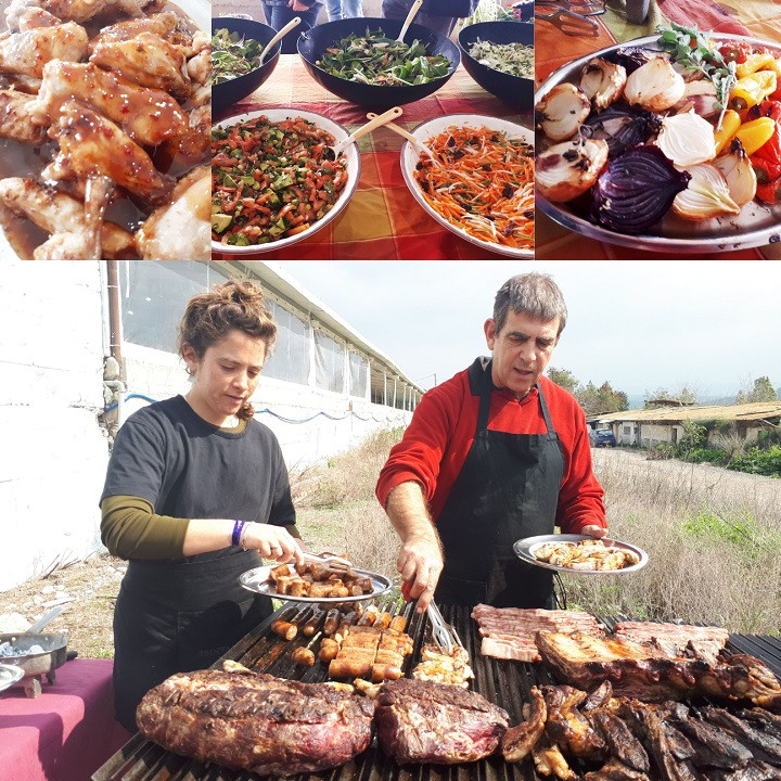 The Wonders of Argentinian Grill, Matte Yehuda Food Festival Preview 2019