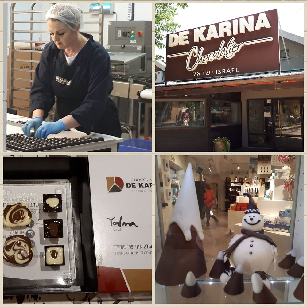De Karina Chocolatier Workshop