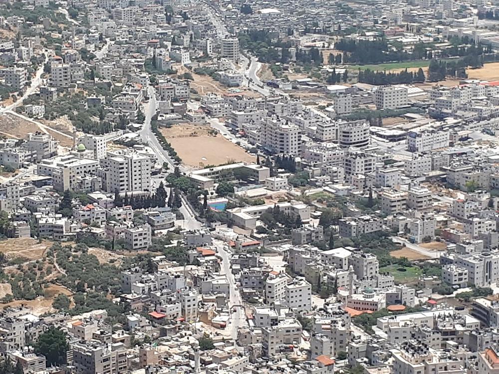 Mitzpe Yosef - The Lookout on Joseph's Tomb