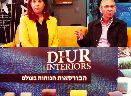 Diur Interiors: Exhibiting the Spring Collection at Home Expo 2020