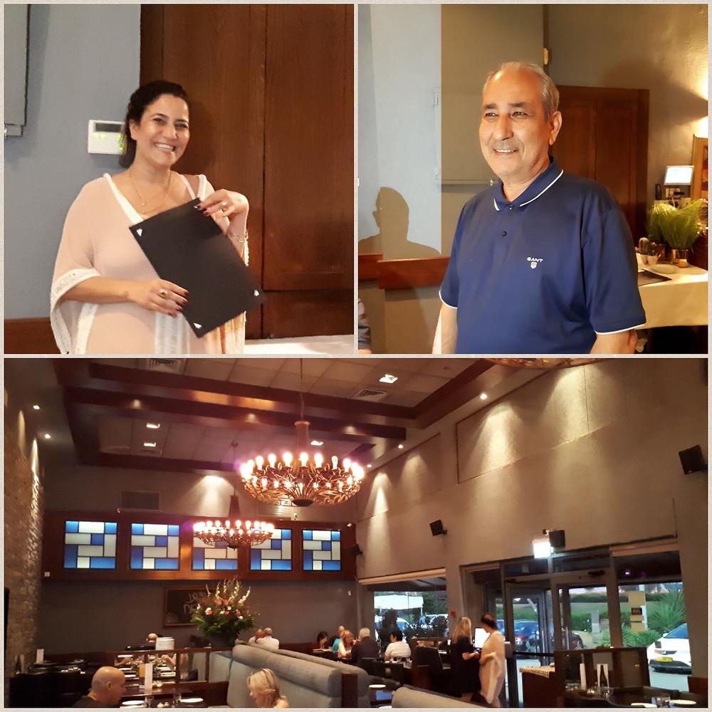 Zedef Chef David Avital Fish and Seafood Restaurant Rishon LeZion