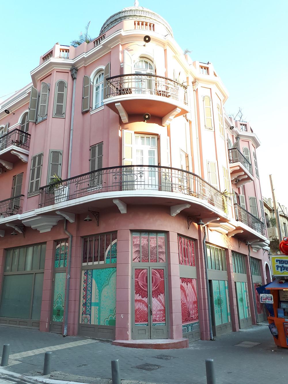 The Nordoy Hotel, Nachalat Binyamin 27, Tel-Aviv