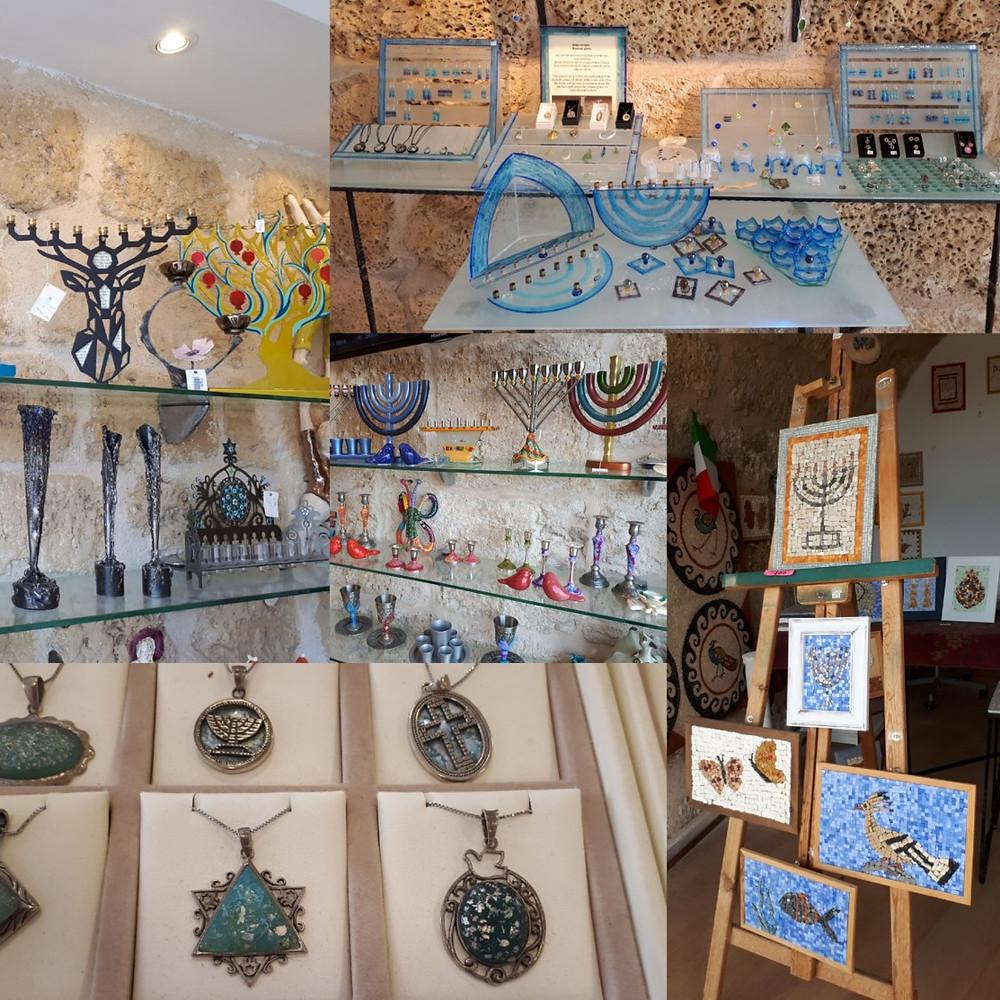 Art Galleries, Cesarea National Park