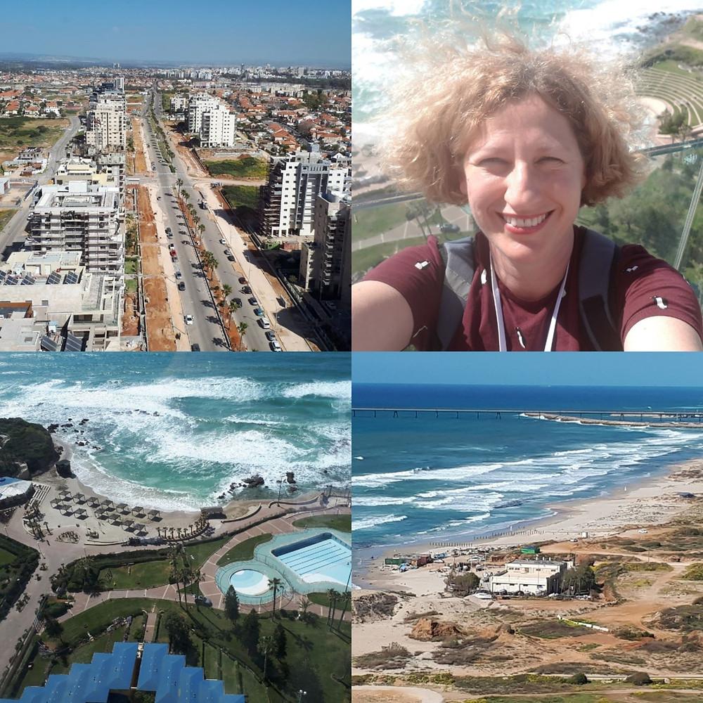 Ramada Resort Hadera Beach Rooftop View