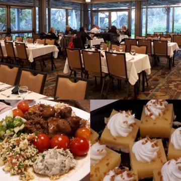Kibbutz Lavi Lunch