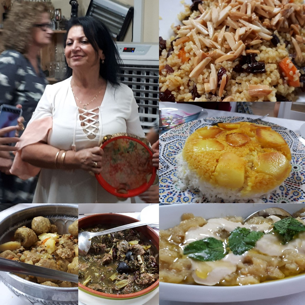 Beit She'an Lily's Persian Food