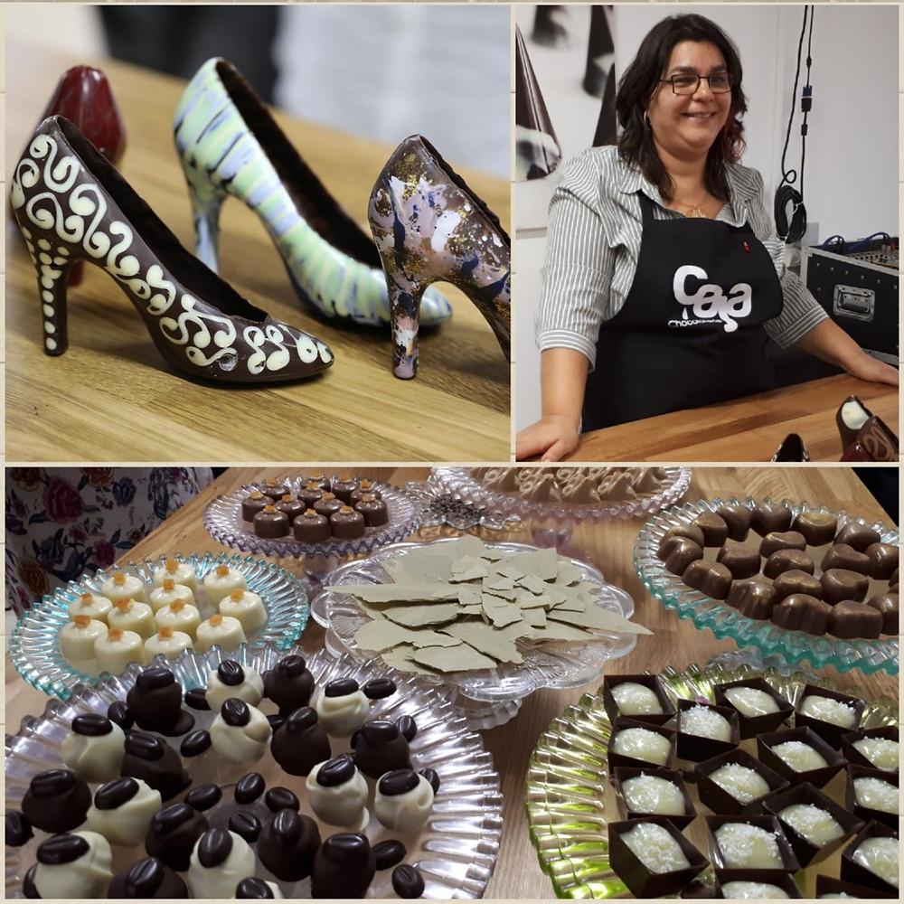Caja Chocolaterie, Tzafririm, Matte Yehuda Food Festival