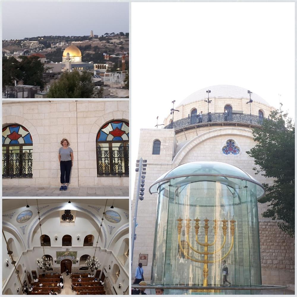 Hurva Synagogue, Jewish Quarter Jerusalem