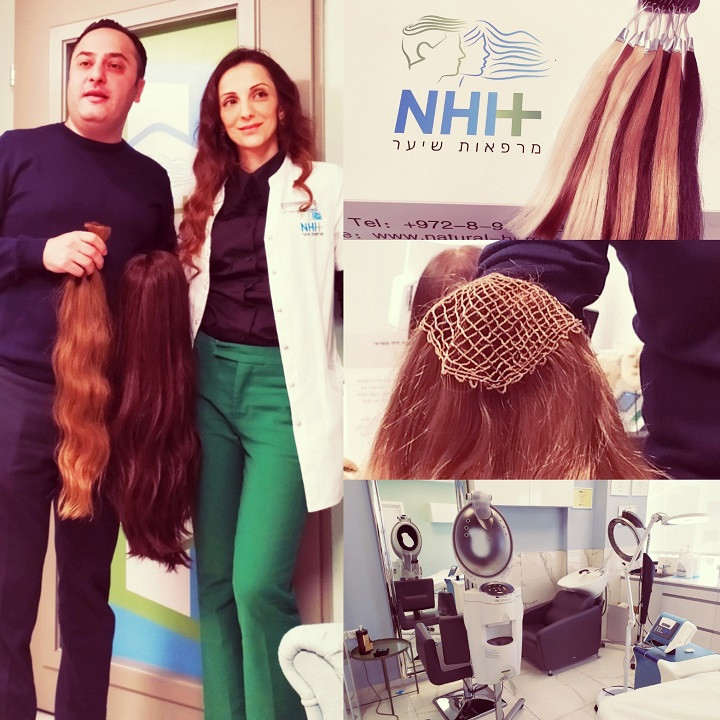 NHH: The Natural Human Hair Clinic Network