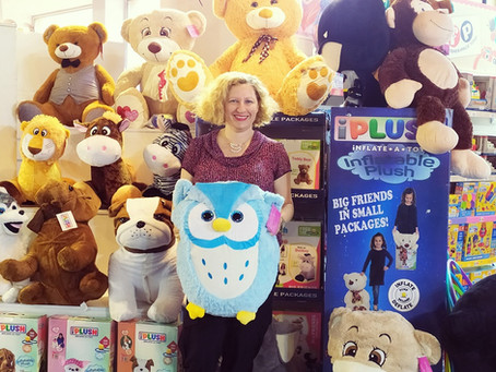 Explore Toys: Exhibiting New Toys for the High Holidays