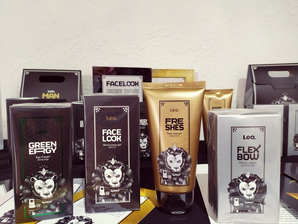 Leo Man: Launching Skincare Products for Men