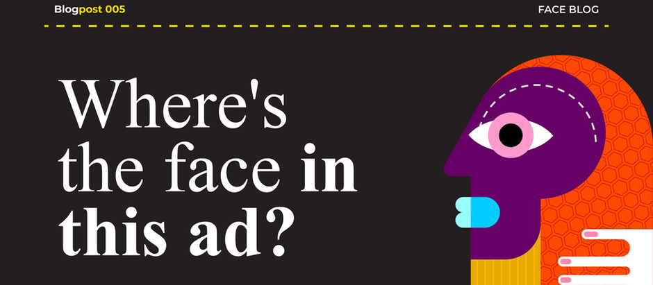 Should you use faces in you ads? Face on or face off?