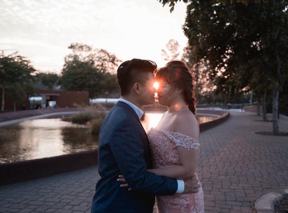 Randall & Hui Kun Wedding 1