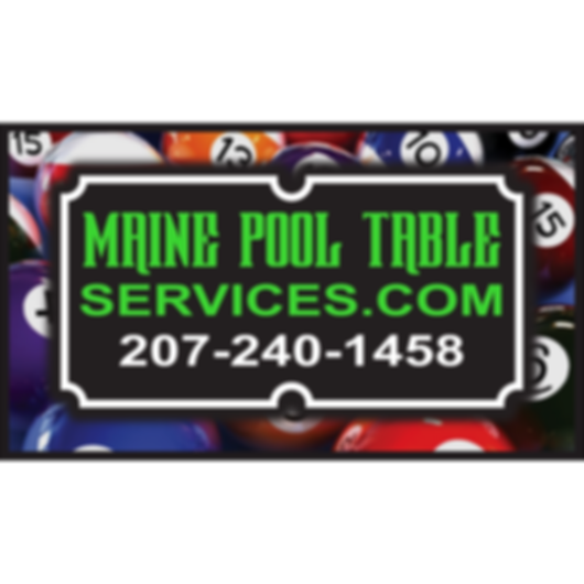 Maine Pool Table Services